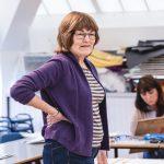 Liz Elmhirst tutor PSAD
