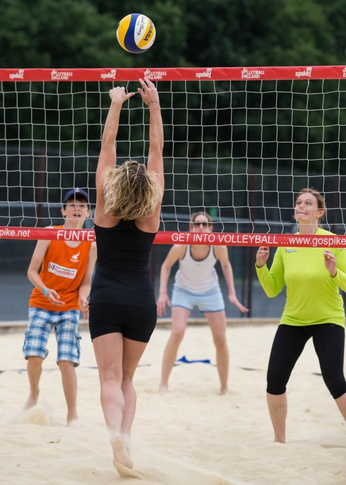 BESC beach volleyball