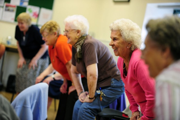 Older-People-Chair-Based