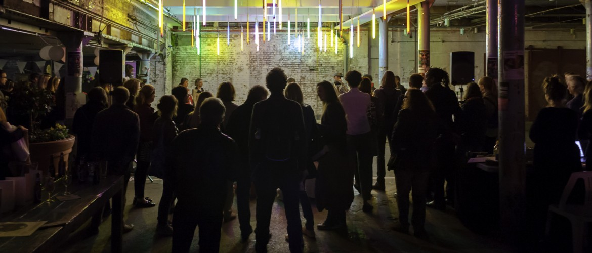 Wandsworth Fringe Launch 2015 Photograph Dan Weill