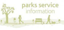 Parks Service header