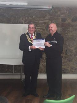 Steve Biggs Parks Police 15 June 2016