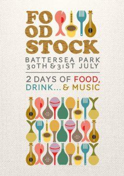 Foodstock A5 flyer