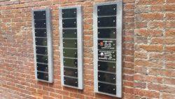 Wall plaques 3 frames