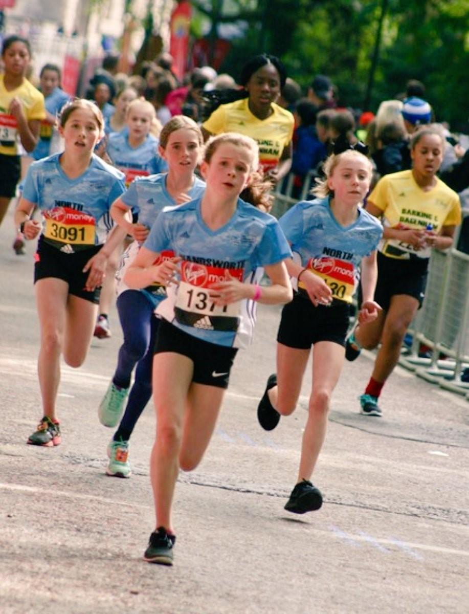 Mini Marathon Enable Enable